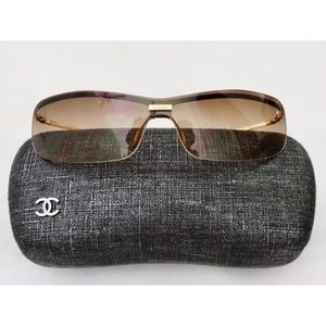 Chanel Women's Rectangular Sunglasses